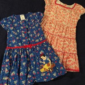 Snow White & Floral Dress Bundle